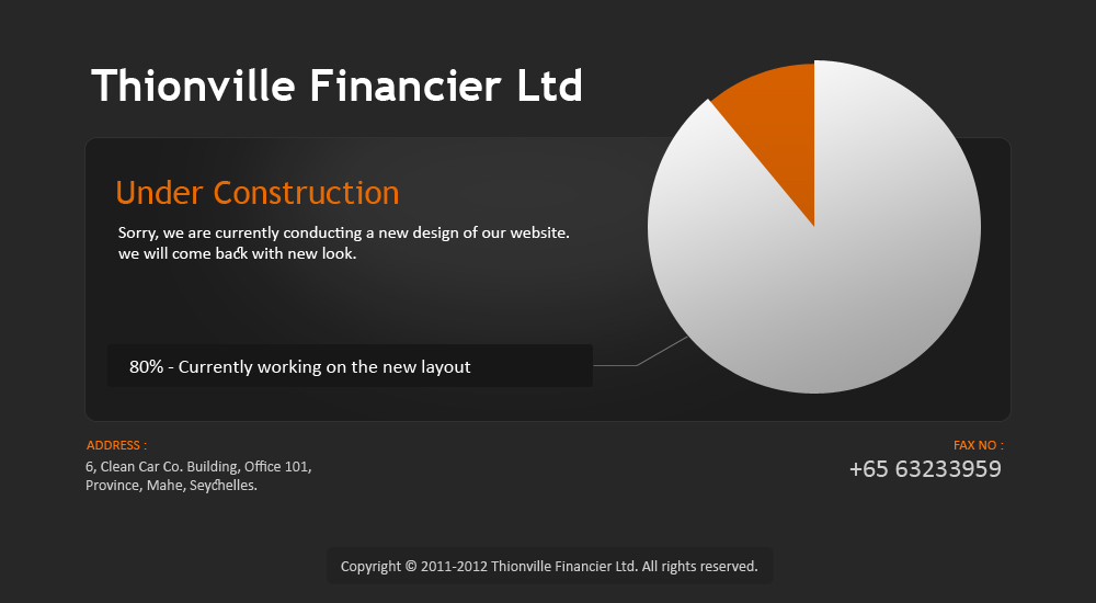 Thionville Financier Ltd